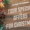 We need isleofwight.com member offers for Christmas and the New Year