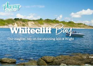 Whitcliff Bay Holiday Park Isle of Wight 1