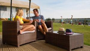 Whitecliff Bay Holiday Park, Bembridge, Isle of Wight