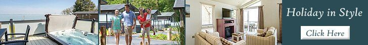 Woodside Bay Resort, Wootton, Isle of Wight self catering holiday lodges